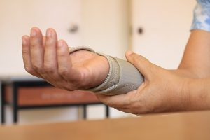 repetitive strain injury in the wrist